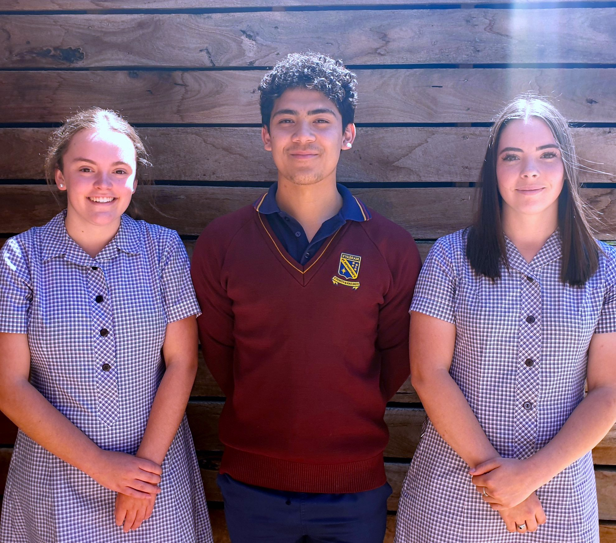 School captains 2020